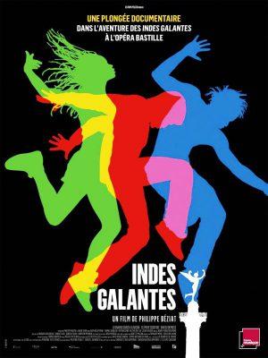 Cinéma Vercors - Film Indes Galantes