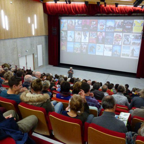 Cinema Clap au Cairn sur le Vercors
