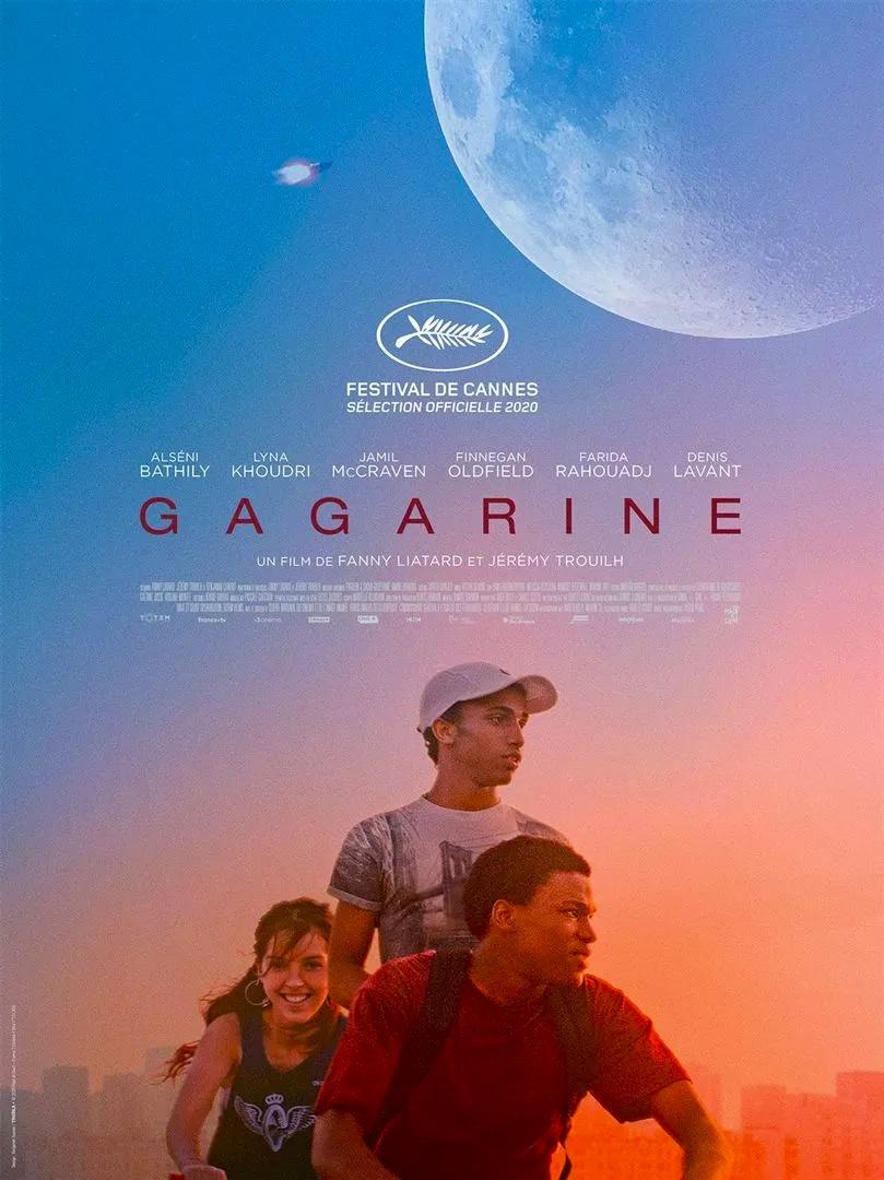 Cinema Clap Vercors - Gagarine