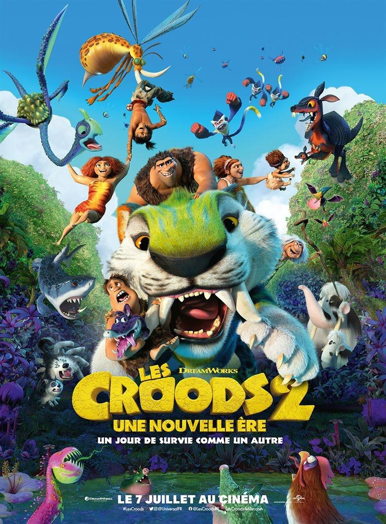 Cinema Clap Lans Vercors - Les Croods 2