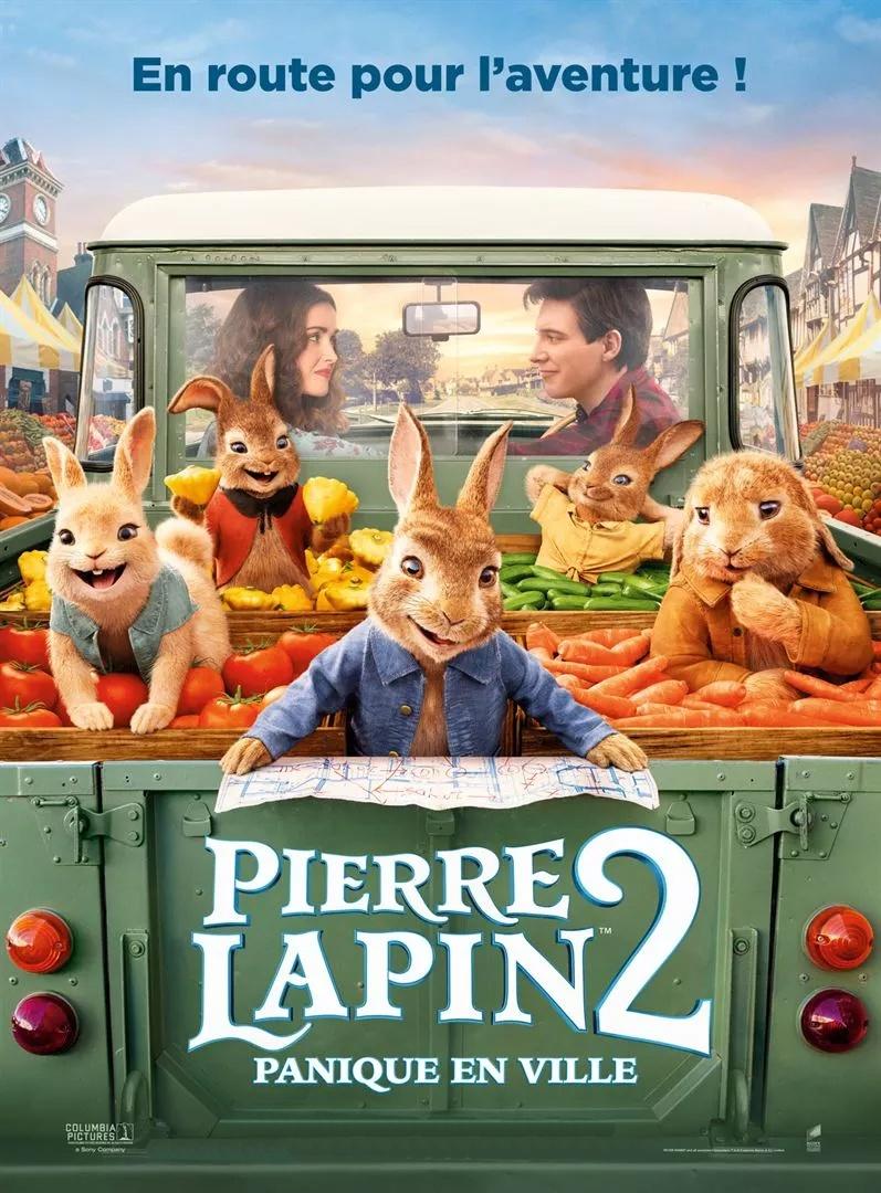 Cinema Clap Lans Vercors - Pierre Lapin 2