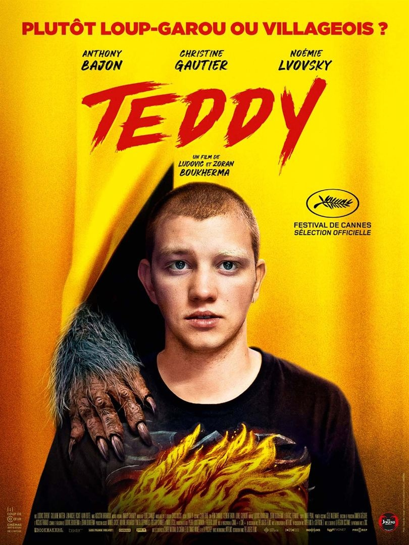 Cinema Clap Lans Vercors - Teddy