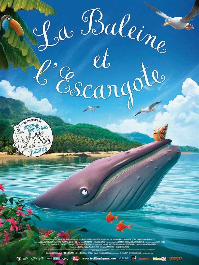 Cinema Clap Lans Vercors - La Baleine et l'escargote