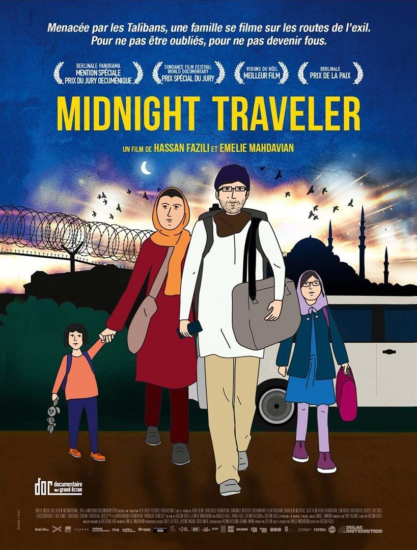 Cinema Vercors Midnight Traveler